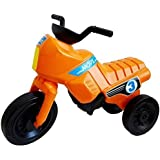 superMOPI Toddler Motorbike Ride-on Toy - orange