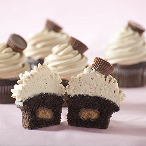 Nordic Ware Hidden Surprise and Filled Cupcake Inserts by Nordic Ware