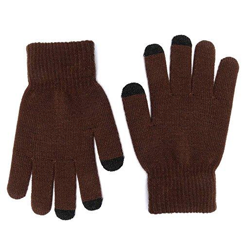 Brown Gloves - 2