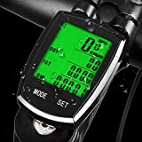 SY Bicycle Speedometer and Odometer Wireless