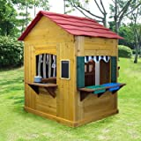 Cooking Cabin Playhouse