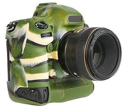 Hihouse - Carcasa de Silicona para cámara Nikon D5: Amazon.es ...