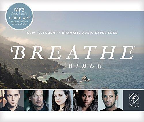 Breathe Bible New Testament NLT MP3, MP3