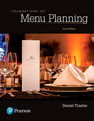Foundations of Menu Planning (2nd Edition) (What