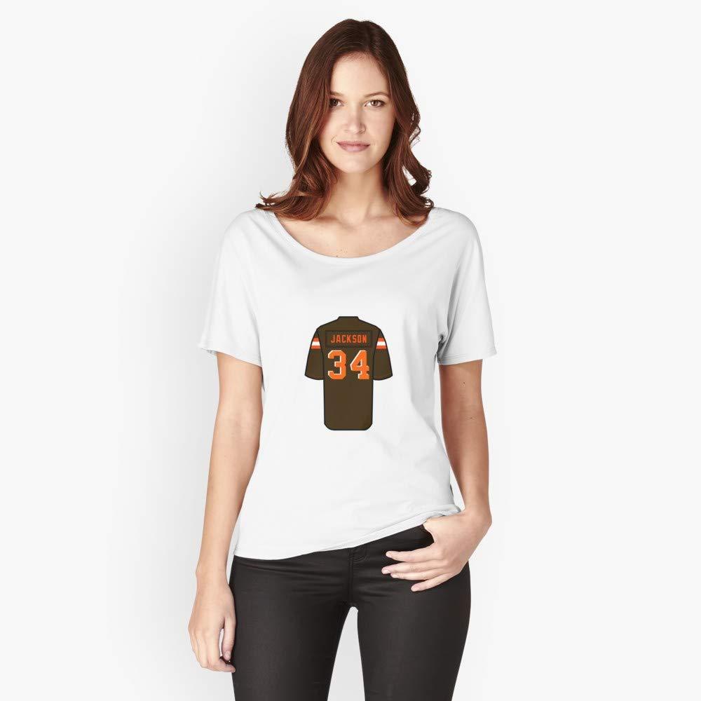 new style 78542 aab34 Amazon.com: Robert Jackson Jersey Tshirt coupe relax.: Handmade