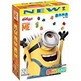 Fruit Flavored Snacks Kellogg's Despicable Me 3, 22 Count, 17.6 Ounce