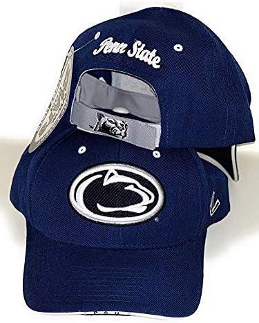 Zephyr Penn State University PSU Nittany Lions Blue Gamer Top Adult Mens//Womens Baseball Hat//Cap Size Adjustable