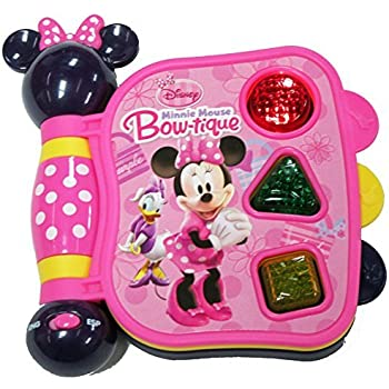 Amazon Com Mickey Mouse Clubhouse Minnie Laptop Junior