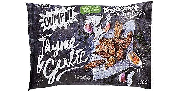 OUMPH! THYME & GARLIC 280G (Pack de 6): Amazon.es ...