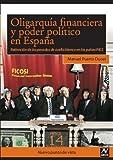 img - for Oligarqu a financiera y poder pol tico en Espa a (Spanish Edition) book / textbook / text book
