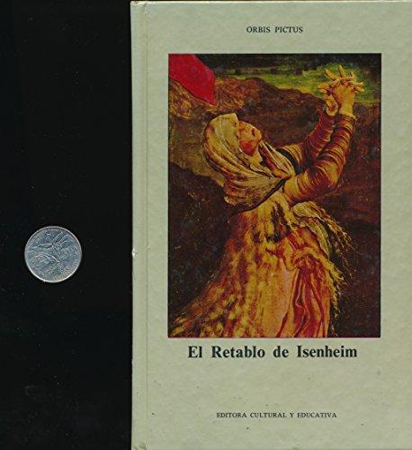 El Retablo de Isenheim (1970 Spanish hardback Edition)