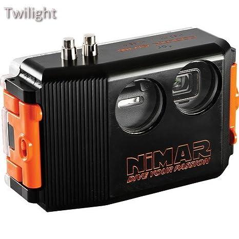 Nimar - Carcasa submarina para Nikon COOLPIX AW100: Amazon ...