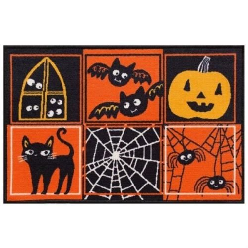 Funk N Cute Amp Scary Halloween Area Rugs Get Ready For