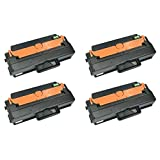 4 Pack The Red P ® Compatible Toner Cartridge Replacement for MLT-D115L D115L D115S High Yield for Samsung Xpress SL-M2880FW SL-M2830DW SL-M2820DW SL-M2870FW SL-M2620 SL-M2820 SL-M2670 SL-M2870 Printers