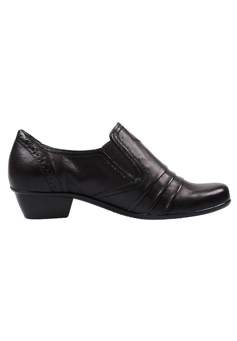 Gabor 76.063 Damen Pumps Leder Schwarz Schwarz Schwarz Größe 4 7f69a2