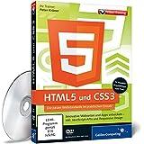 HTML5 und CSS3 - Innovative Webseiten und Web-Apps entwickeln