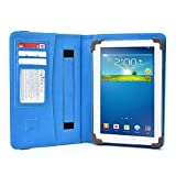 Visual Land Prestige Elite 7QL Tablet Case - UniGrip PRO Edition - By Cush Cases (Light Blue)