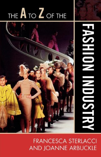 The A to Z of the Fashion Industry