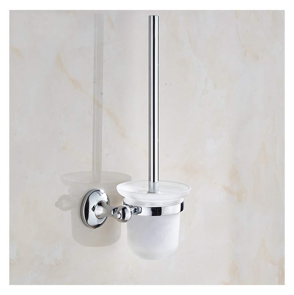 SGKJJ トイレ用ブラシトイレ用スクラブトイレ用ブラシホルダーセットバスルーム用トイレ耐久性のあるトイレ用ブラシ - トイレブラシ B07S6N41W1