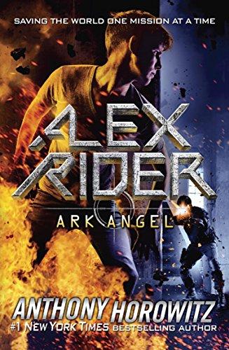 Ark Angel (Alex Rider Book 6)