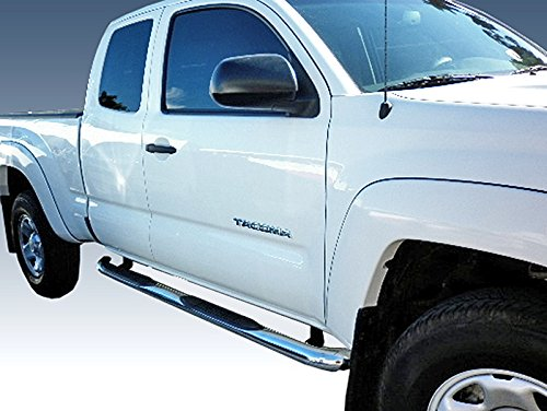 MaxMate Custom Fit 2005-2018 Toyota Tacoma Access Cab Stainless Steel 3