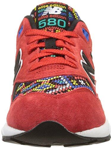 New Balance WRT580 Damen Sneakers Rot (Red/Aztec)