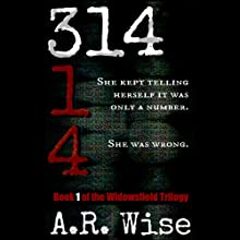 314 Audiobook by A. R. Wise Narrated by Vanessa Johansson