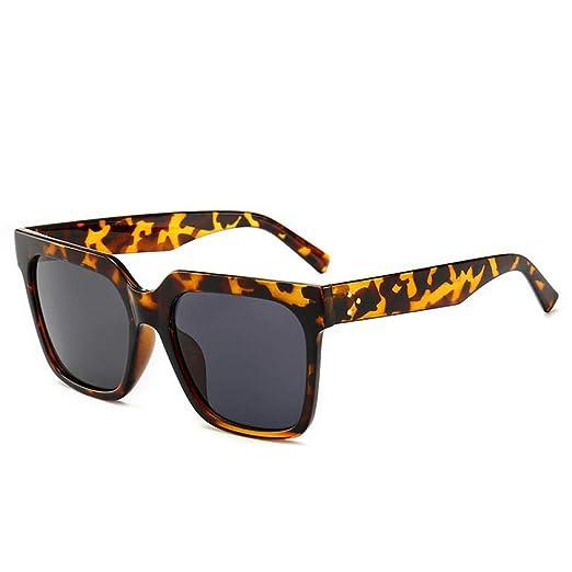 Yangjing-hl Gafas de Sol Gafas de Sol Street Shooting Wild ...