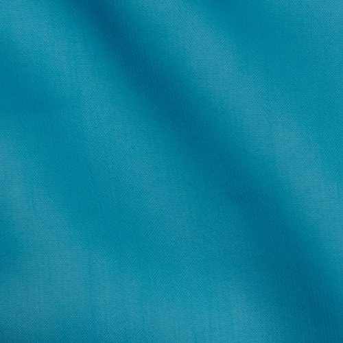Ben Textiles Two Tone Chiffon Teal Fabric by The Yard,