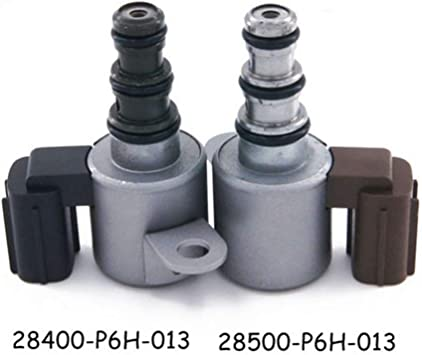 Transmission Shift Control Solenoid Valve B /& C 28400-P6H-013 28500-P6H-013 Fits 1998-2007 Honda Accord 2003-2007 Honda Pilot 1998-2006 Honda Odyssey 1997-2001 Honda Prelude 1998-2003 Acura CL