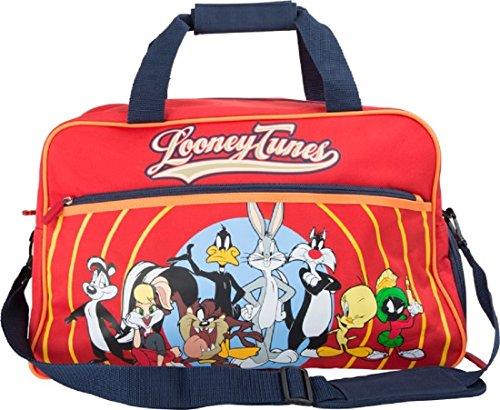 Tasche Looney Tunes Sporttasche Bugs Bunny & Co