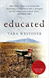 img - for [By Tara Westover ] Educated (Paperback) 2018  by Tara Westover (Author) (Paperback) book / textbook / text book