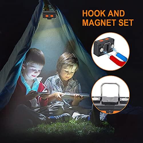 bedee Lampe Frontale, Torche Frontale LED, Lampe Frontale Rechargeable USB, 1000 Lumens, 8 Modes D'éclairage, Détecteur de Mouvement, IPX5 Étanche pour Pêche, Camping, Lecture, Randonnée (Lot de 2)