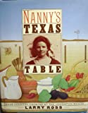 Nanny's Texas Table, Larry Ross, 0671625349
