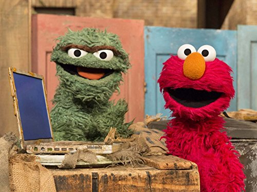 Elmo the Grouch for $<!---->