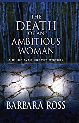 The Death of an Ambitious Woman (Five Star First Edition Mystery)