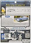 Fascinations Metal Earth 3D Laser Cut Model - 1965 Ford Mustang from Fascinations