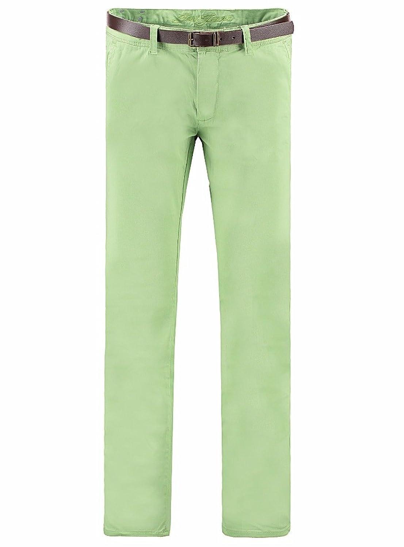 Jeel Men's Trousers Green Green