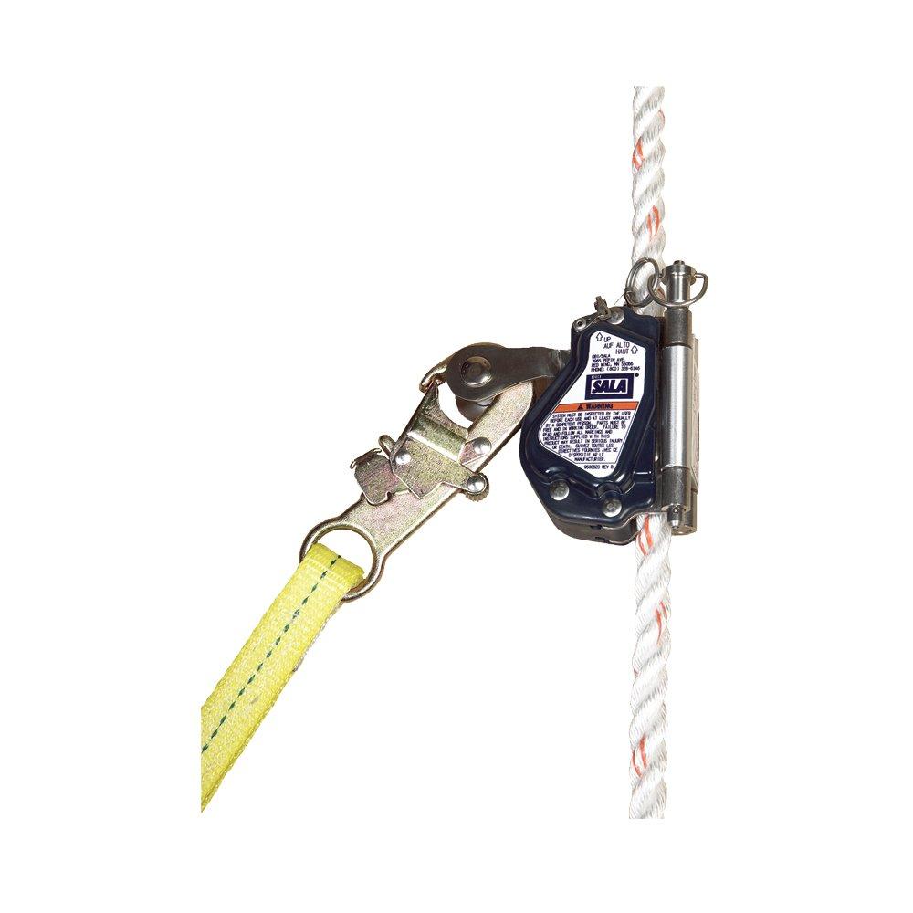 DBI/Sala 5000335 5/8-Inch Removable Mobile Rope Grab by DBI-Sala