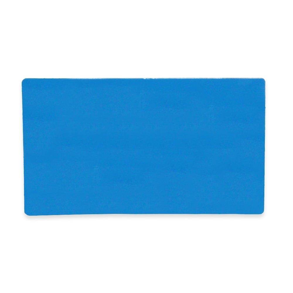 Aimant Experts Mf14080(Bud) -5Feuille aimantée flexible W/Surface brillant effaçable à sec, bleu (lot de 5) Magnet Expert Ltd. MF14080(BUD)-5