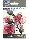 PME Stainless Steel Rose Petal Cutters, Set of 4