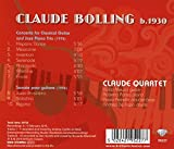 Claude Bolling: Concerto For Classical Guitar