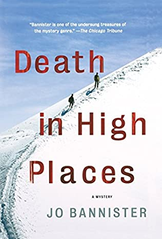 book cover of Death in High Places