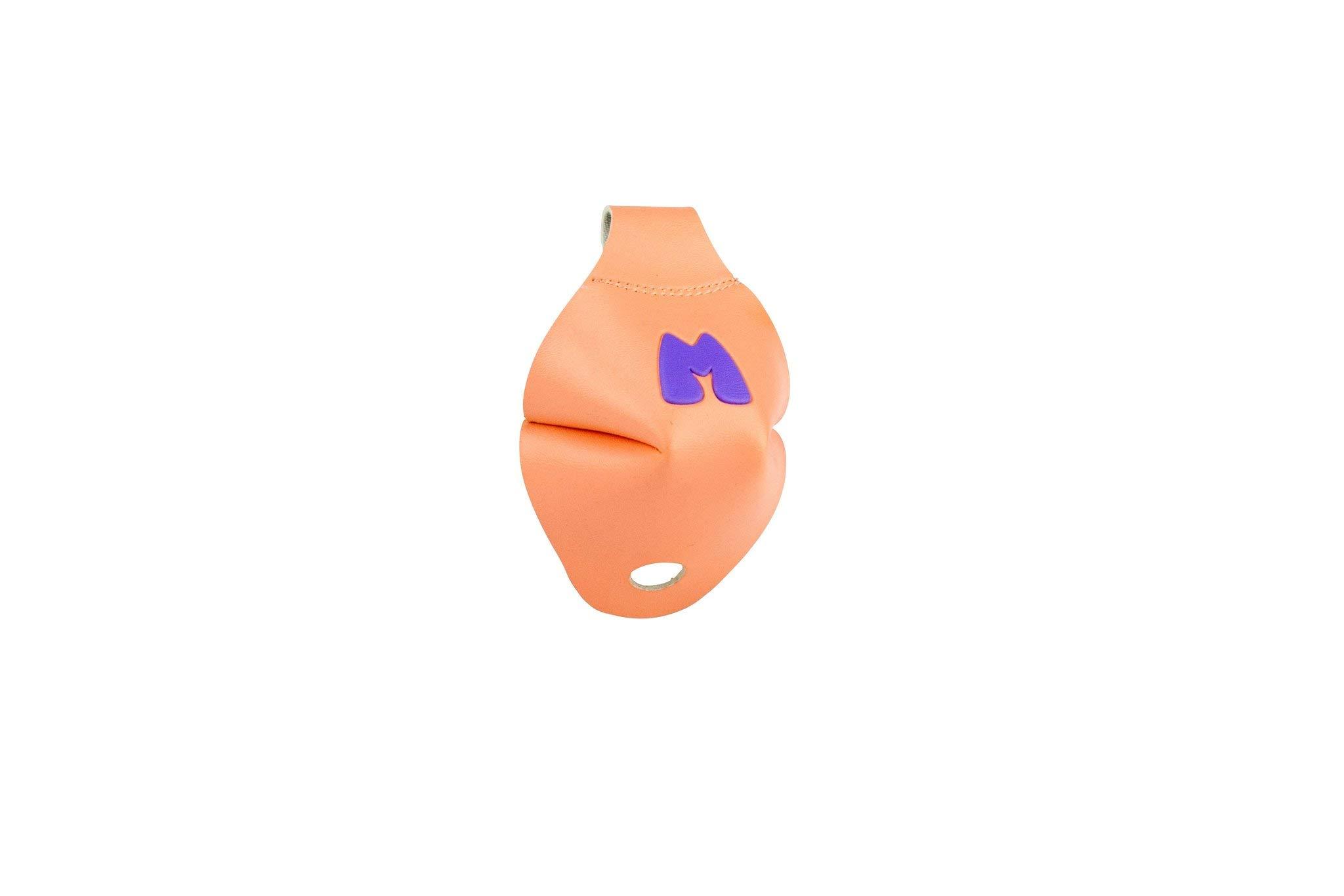 Moxi Twinkle Toe Caps (Peach)