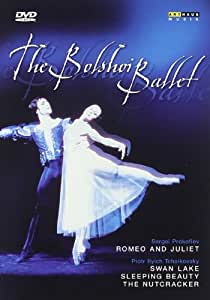 The Bolshoi Ballet: Romeo and Juliet, The Nutcracker, Swan Lake, Sleeping Beauty [Import]