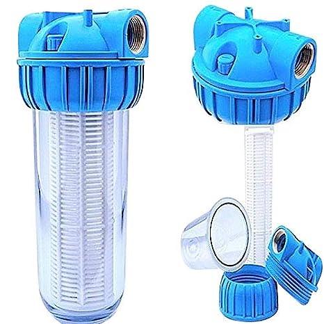 Häufig Basal VORFILTER WASSERFILTER 1'' - 5000 L/h PUMPENFILTER Filter YW11