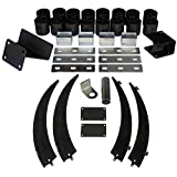 Performance Accessories, Dodge Ram 2500/3500 Gas 4WD (Including 2WD Radius-Arm Suspensions) 3'' Body Lift Kit, fits 2013 to 2015, PA60243, Made in America
