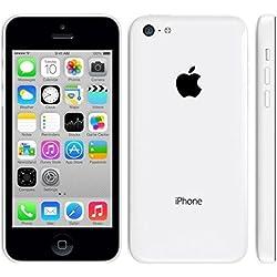 Apple iPhone 5C White 16GB Unlocked GSM Smartphone (Certified Refurbished)