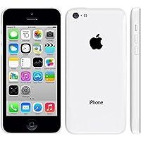 Apple iPhone 5C White 16GB Unlocked GSM Smartphone...