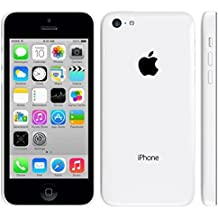 Apple iPhone 5C 8 GB Unlocked, White (Certified Refurbished)